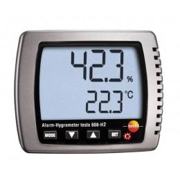 실용적인 탁상용 온습도계 testo 608-H2